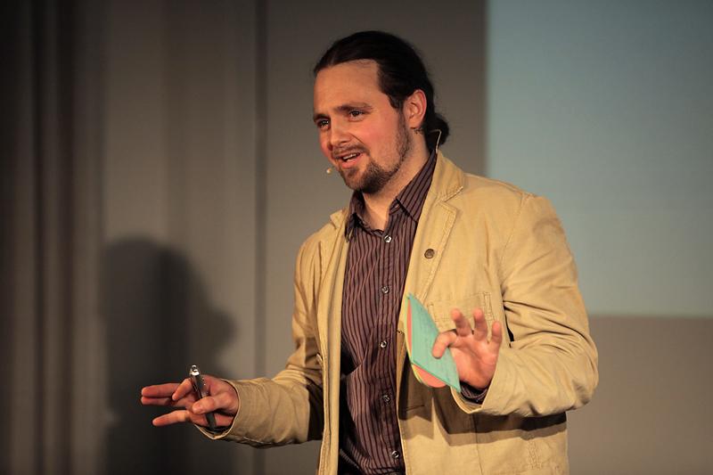 Michael Teffel, Bildungsreferent